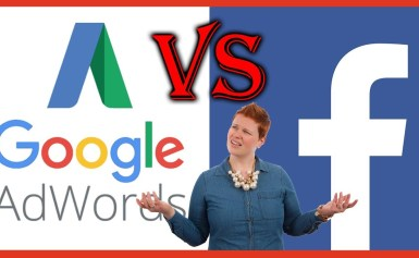 Difference Between Facebook Ads and Google AdWords & When You Should Use Each