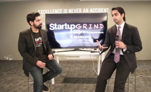 Startup Grind with Ali Mukhtar (Fatima Ventures) – Islamabad – January 9, 2018