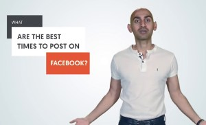 The Best Time to Post On Facebook – Facebook Marketing Tips!