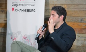 Startup Grind Johannesburg hosts Mark Sham CEO of Suits & Sneakers