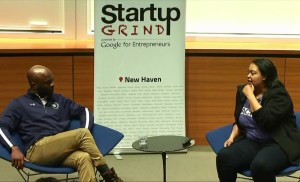 Arlan Hamilton (Backstage Capital) – Have You Always Been An Entrepreneur? | Startup Grind New Haven