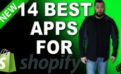SELLING ON SHOPIFY FOR BEGINNERS: 14 BEST APPS For Your eCommerce Website