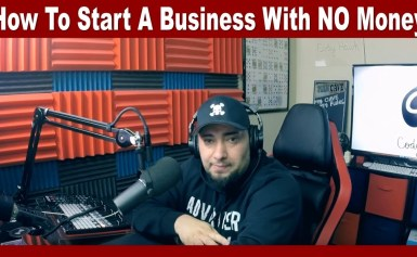 HOW TO START A REAL BUSINESS WITH NO MONEY | From Zero To Six Figures In eCommerce