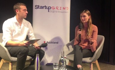 Ezel Kokcu (Passphere) – Fireside chat in Auckland
