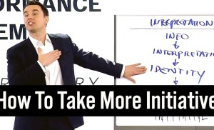 How To Take More Initiative