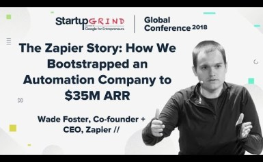 The Zapier Story: How We Bootstrapped an Automation Company to $35M ARR