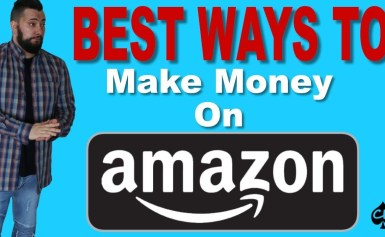 4 WAYS TO MAKE $100 A DAY ON AMAZON