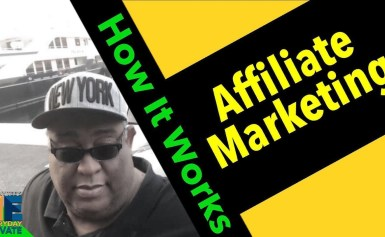 Affiliate Marketing The Right Way – How It Works