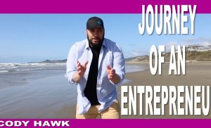 A Day In The Life Of An Entrepreneur // Cody Hawk