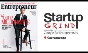 Fireside Chat with Kiip Founder Brian Wong at Startup Grind Sacramento