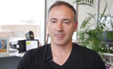 How League CEO Mike Serbinis Crawled Out of a 'Pit of Despair' and Made a Successful Health Startup