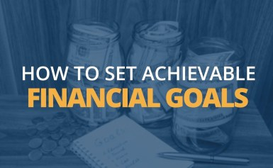 5 Steps to Setting Achievable Financial Goals | Brian Tracy