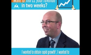 Want to TRIPLE your revenue in two weeks