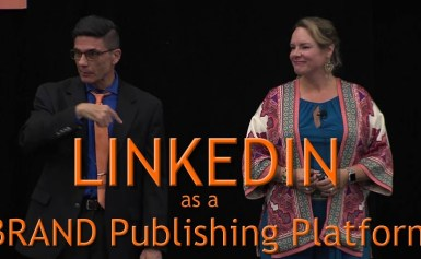 #CMWorld 2019 – LinkedIn Content Marketing Strategies