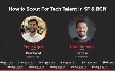 Pepe Agell (Chartboost) @Startup Grind BCN Conference 2018