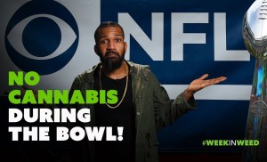 This Week in Weed: There's No Cannabis in Football!