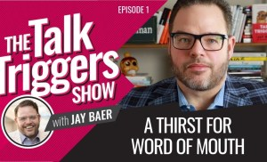 Episode 1: A Thirst for Word of Mouth