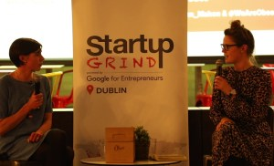 Kate Purcell (Obeo) at Startup Grind Dublin