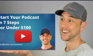 How To Start A Podcast For Under $100 -2019s Best Value For Podcasting Equipment, Software & Hosting