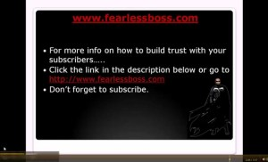 3 Ways To Build Trust WIth Your Subscribers