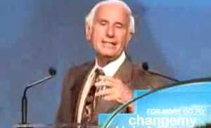 Jim Rohn change my thinking