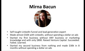 3 Easy Steps To Turning Your LinkedIn Profile Into A Profitable Lead Generation Funnel