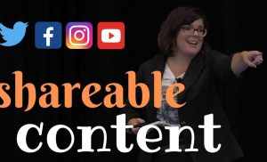 #CMWorld 2018 – Secrets of the Most Shareable Content – Bethany Chambers