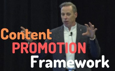 #CMWorld 2018 – Content Promotion Framework – Ian Cleary