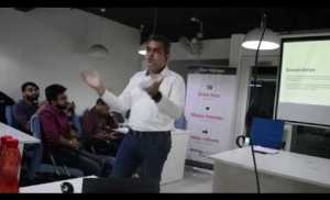Startup Grind Pune hosts Sachin Tyagi – STRATEGIC BUSINESS DEVELOPMENT MANAGER – TOMTOM
