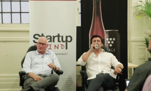 Jim Whalley (South Australian Chief Entrepreneur) at Startup Grind Adelaide