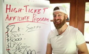 High-Ticket Affiliate Marketing – 8 Programs paying $1,000+