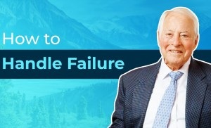 How to Handle Failures in Life | Brian Tracy