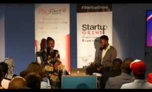 Startup Grind Cape Town Hosts Lelemba Phiri (Africa Trust Group) #StartCPT