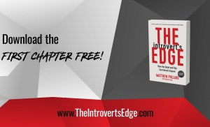 The Introvert's Edge Teaser – New and Updated