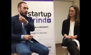 Luca Carrai (Ethicjobs) - Your Dream Into a Reality. How to turn your idea into a startup.