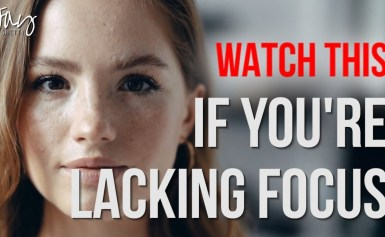 If You're Lacking Focus – WATCH THIS | by Jay Shetty