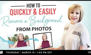 3 Tools to  Quickly & Easily Take Backgrounds off Images/Photos