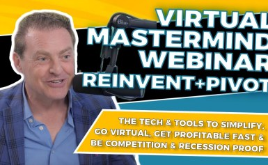 Masterclass – Business Owner's Survival Kit and Pivot Toolbox