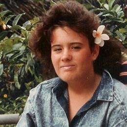 Debi Iao Valley Maui 1987