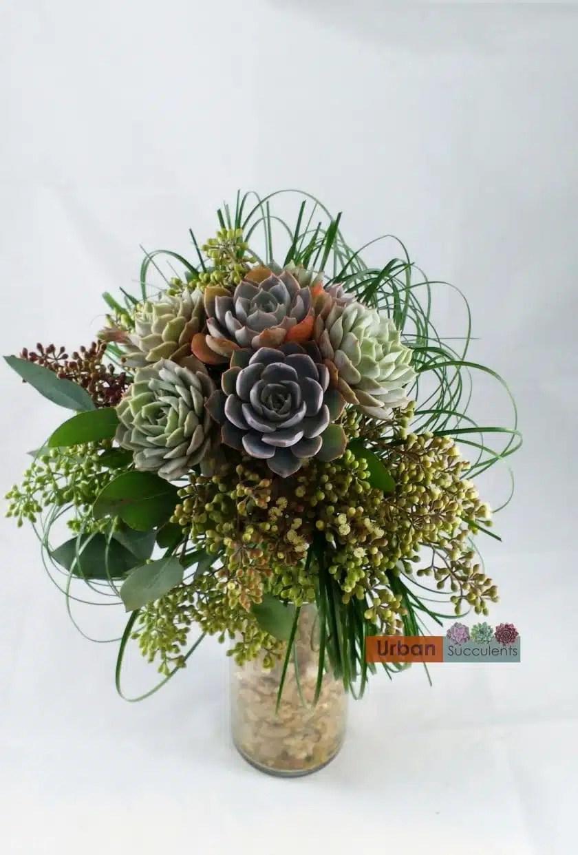 Succulent Bouquet Gallery Urban Succulents