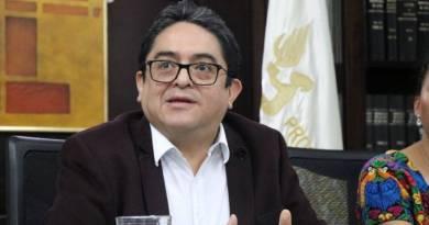 Procurador de los DDHH en Guatemala Jordán Rodas Andrade
