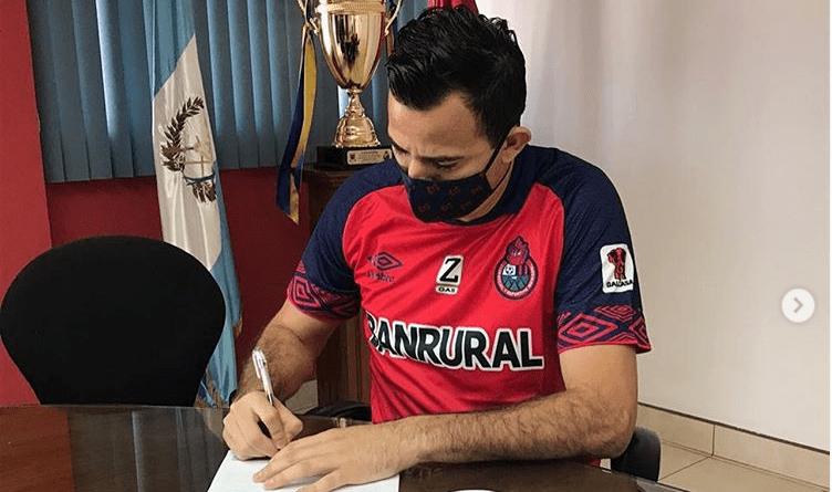Marco Pappa jugador de fútbol guatemalteco es despedido del club Municipal tras ser arrestado