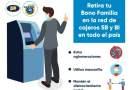 anuncio del gobierno de Guatemala sobre el bono familia, bono de 1 mil quetzales que se da a los guatemaltecos