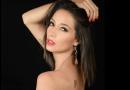 mis Guatemala 2005, modelo y presentadora Aida Karina Estrada sin ropa desnuda como Dios la trajo al mundo