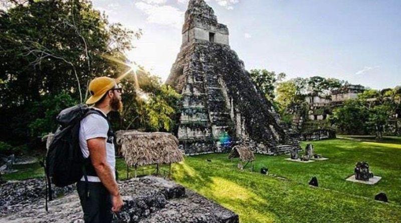 Parque Nacional de Tikal cuna de la civilización Maya, uno de los principales destinos del turismo en Guatemala