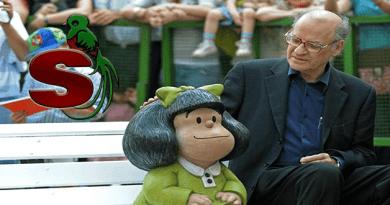 Muere Quino creador de Mafalda