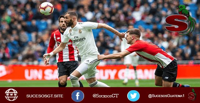 Partido del Real Madrid vrs Bilbao por la Supercopa de España año 2021