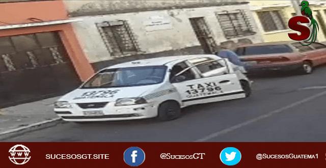 Imágenes del taxista violador de Guatemala