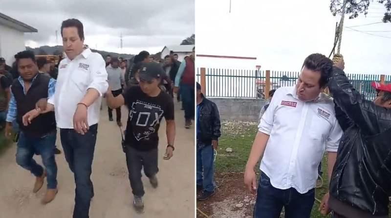 Político mexicano incumple sus promesas