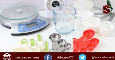 Fotografía deUnidades de medida que se utilizan en la cocina
